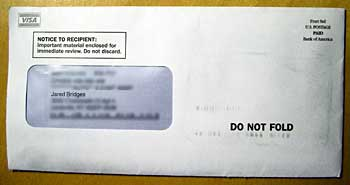 An urgent letter