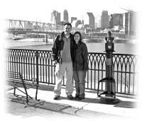 Us in Cincinnati