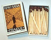 Franz Kafka Matches from Prague