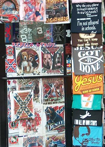 A Cornucopia of T-shirts