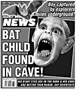 Bat boy!